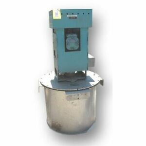 Used Schenck Accurate Flow Meter Mdlmcore s80