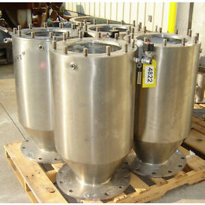 3 5 Cf Stainless Steel Airlock Chamber For Gemco Valve