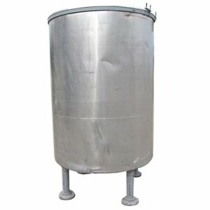 Used Stainless Steel Tank 700 Gal