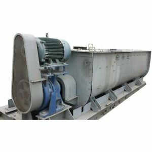 Used Ashtech Duplex Continuous Conditioner Mixer Model M 20
