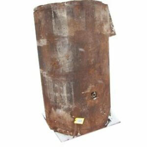 Used Stainless Steel Insulated Tank 400 Gallon
