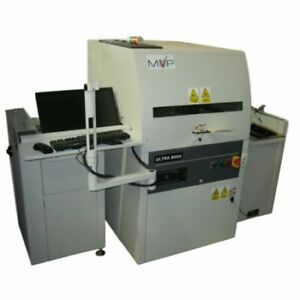 Used Mvp Machine Vision Ultra 850g Automated Optical Inspection Autoinspector