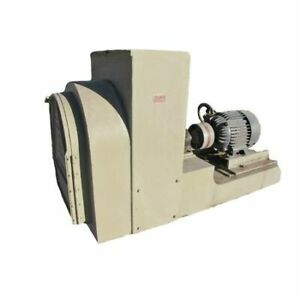 Used 40 Hp Jacobson Hammermill Model P 241d