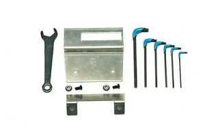 Dillon Precision 11541 550 Toolholder & Wrench Kit 6 Hex & 1