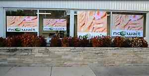 New Video Led Sign 18 X 36 Digital Window Unit