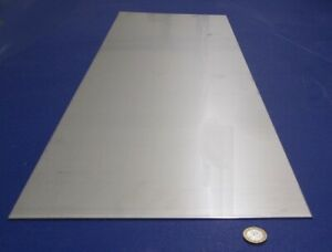 321 Weldable Stainless Steel Sheet 016 Thick X 12 Wide X 36 Length 1 Pc