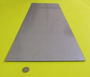 321 Weldable Stainless Steel Sheet 040 Thick X 12 Wide X 36 Length 1 Pc