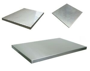 321 Weldable Stainless Steel Sheet 250 Thick X 12 Wide X 36 Length 1 Pc