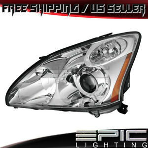 Hid W o Afs hid Kit Headlight For 2004 2006 Lexus Rx330 Japan Left Driver Lh