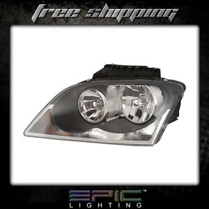 Fits 2005 06 Chrysler Pacifica Headlight Headlamp Driver Side Left Only