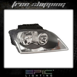 Fits 2005 06 Chrysler Pacifica Headlight Headlamp Passenger Right Only