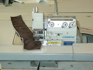 Consew Cm 793 New 3 Thread Overlock Serger Industrial Sewing Machine