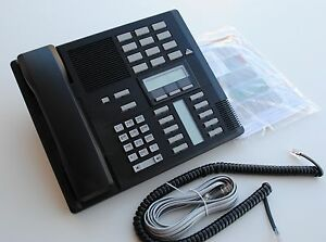 Nortel Norstar Meridian M7310 Phone Nt8b20 Black Tested By Certified Phone Tech