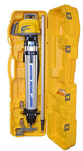 Spectra Precision Ll300n 1 Self Leveling Laser Level Kit W tenths Rod