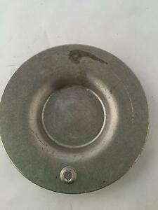 Center Line Wheel Center Hub Cap Polished 6 Diameter Ctl12
