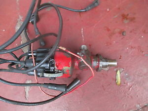 1965 Farmall International 656 Gas Farm Tractor 6 Cylinder Distributor
