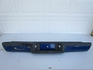 02 03 04 05 Ford Ranger Rear Bumper Cover Oem