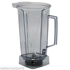 Jar Only With Wet Blade No Lid For 64 Oz Vitamix 1194 Vita Prep Vita Pro 26543