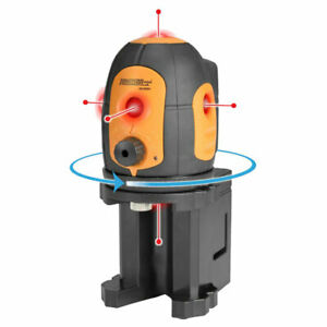 Johnson 40 6557 Electronic Self leveling Horizontal vertical Rotary Laser Kit
