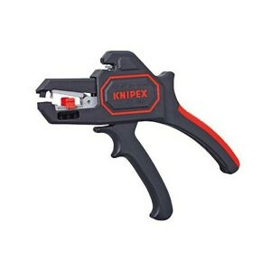 Knipex 1262180 Self Adjusting Awg 10 24 Automatic Insulation Wire Stripping Tool