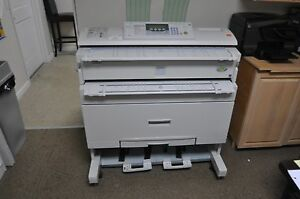 Wide Format Printer copier scanner Gestetner A045