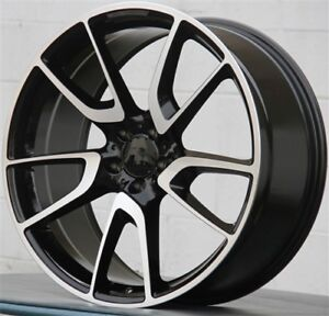 21 Inch Wheels Tires Pkg 21x9 5 Benz Gl450 Ml Gl63 Gl Ml550 Gl550 Ml350 Ml500
