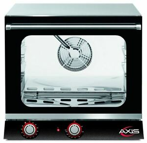 Axis Ax 513 Commercial 1 2 Half size Electric Convection Oven Made In Italy New