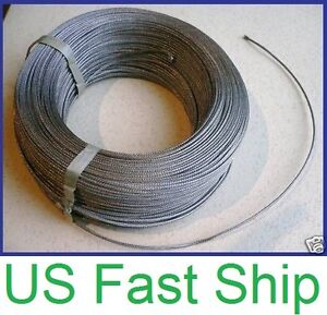 Type J Thermocouple Lead Wire Extension Cable 200 Meter 656 Feet Metal Shielded