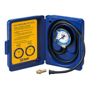 Yellow Jacket Complete Gas Pressure Test Kit 0 35 W c 78060