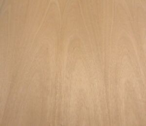 African Mahogany Wood Veneer Sheet 48 X 120 On Wood Backer A Grade 1 25 Thick
