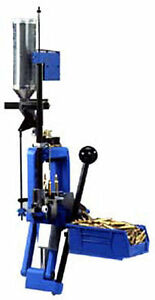 Dillon Precision RL550 9mm Progressive Reloading Machine 4 Stage Manual Index