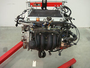05 2005 Acura Rsx A T 2 0l 4cyl Engine Motor Long Block Base Model Oem 49k Miles