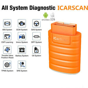 Launch X431 Icarscan Obd2 Code Reader Scanner Replace Idiag Easydiag M diag