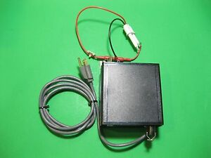 Uniphase High Voltage Power Supply 215 1 Used