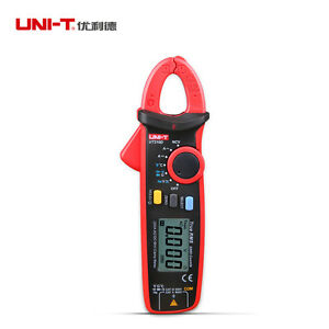 Uni t Ut210d Digital Clamp Multimeter 200a Auto Range Full Function Multi Tester