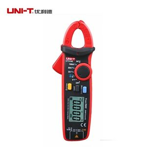 Uni t Ut210e 200a Digital Clamp Multimeter True Rms V f c Function Multi Testers