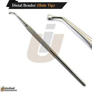 Dental Orthodontic Wire Distal Bender Cinch Back Archwire Hole Tip Dentistry Lab