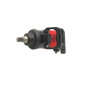 Chicago Pneumatic Tool Cp7782 Heavy Duty 1 inch Impact Wrench With Side Handle