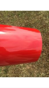 Ppg Red Powder Coat Paint New 5 Lbs