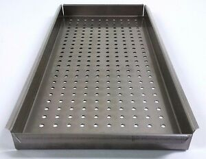 Ritter Midmark M11 Small Tray Stainless Autoclave Sterilizer Tray