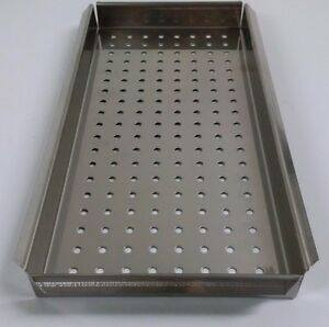 Ritter Midmark M7 Large Tray Tray Stainless Autoclave Sterilizer Tray