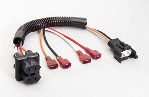 Lt1 Tpi Corvette Trans Am Ignition Coil Msd 6a Box Adapter Wiring Harness Obd I