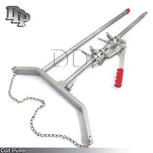 2 Pieces Calf Puller Veterinary Surgical Instruments