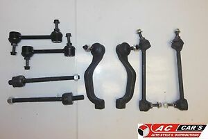 Suspension Steering Tie Rod Ends Sway Bar Links Ford Lincoln