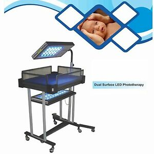 Led Photothreapy Infant Light Therapy Double Surface Phototherapy
