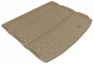 3d Maxpider Kagu Stowable Tan Cargo Area Floor Liner For Land Rover Lr2