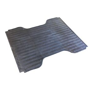 Westin 50 6305 Black Rubber Truck Bed Mat For Dodge Ram 1500 2500 3500 W 8 Bed