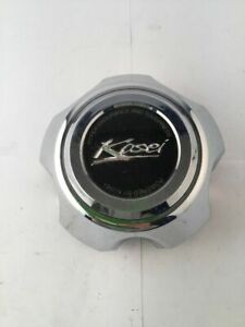 Kosei Aftermarket Wheel Center Hub Cap Chrome Custom 5 Diameter Kosei Kos1