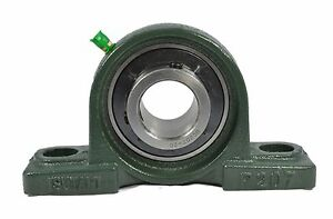 Ucp205 16 1 Pillow Block Mounted Bearing Unit Solid Base qty 6