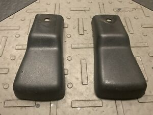 1978 1987 Grand National T Type Front Bench Bucket Manual Seat Track Trim Cover